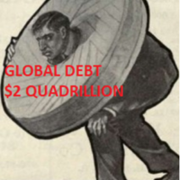 DEBT SLAVERY + FAKE MONEY = FINAL COLLAPSE