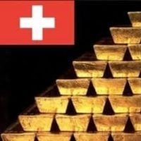DON'T HOLD YOUR GOLD IN A SWISS BANK
